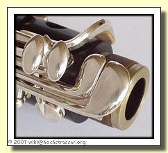 Marigaux R.S. Symphonie - trill keys